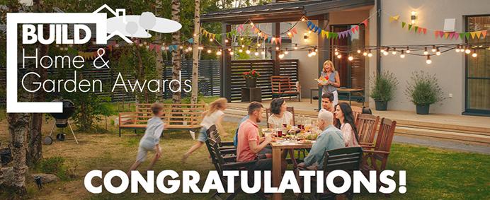Home an Garden Award