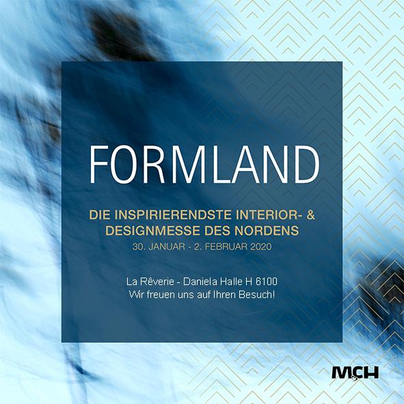 Einladung zur FORMLAND
