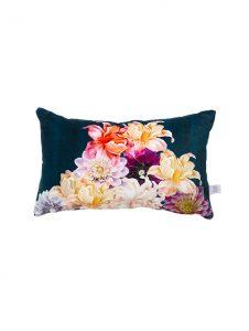 Samtkissen Le Bouquet Premium 25x40cm